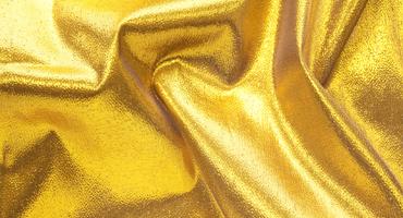黄金のシルク